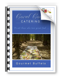 Gourmet Buffet Menu